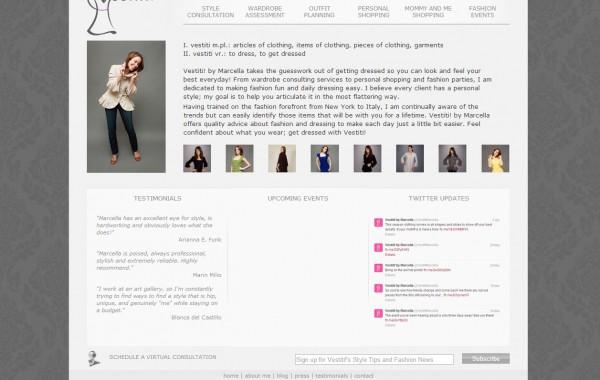 Vestitibymarcella.com